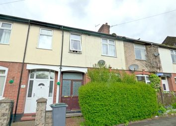 Thumbnail 3 bed town house to rent in Riseley Road, Hartshill, Stoke-On-Trent