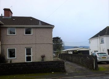 Thumbnail 3 bed property for sale in West Crossways, Pontardawe, Swansea
