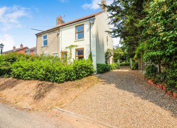 Thumbnail 3 bed semi-detached house for sale in Black Street, Gisleham, Lowestoft