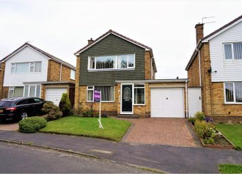 Thumbnail 3 bed detached house for sale in Pinewood Crescent, Newton Aycliffe