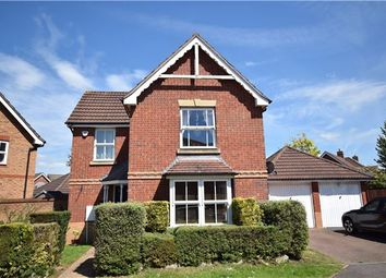 Thumbnail 3 bed detached house for sale in Wadham Grove, Emersons Green, Bristol