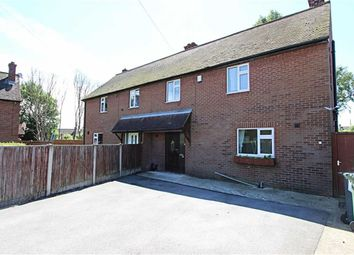 Thumbnail 3 bed semi-detached house for sale in Manvers Road, Chesterfield, Derbyshire