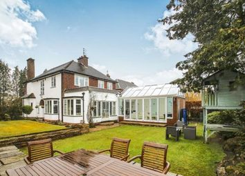 Thumbnail 4 bed detached house for sale in Edgeway, Wilmslow, Cheshire