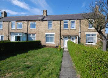 Thumbnail 2 bed terraced house for sale in Beech Terrace, Ashington