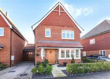 Thumbnail 3 bed link-detached house for sale in Wheeler Avenue, Wokingham, Berkshire