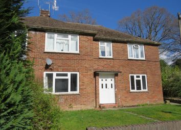 Thumbnail 2 bed maisonette to rent in Buckhurst Close, East Grinstead