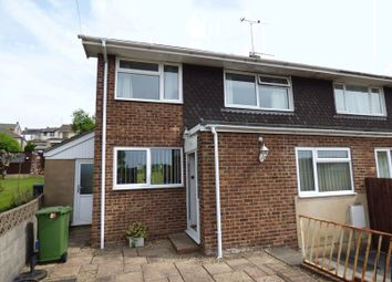 Thumbnail 4 bedroom semi-detached house for sale in Somerset Road, Cinderford