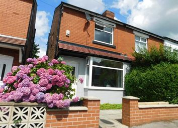 Thumbnail 2 bed semi-detached house for sale in Shaftesbury Road, Cheadle Heath, Stockport