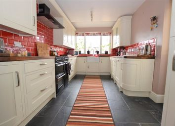 Thumbnail 2 bed terraced house for sale in Lawn Road, Exmouth, Devon