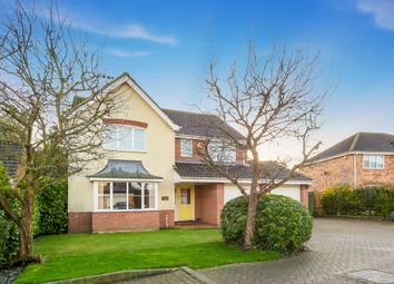 Thumbnail 4 bed detached house for sale in Badgers Keep, Burnham-On-Crouch
