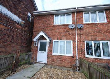 Thumbnail 2 bed semi-detached house to rent in Ashington Drive, Choppington