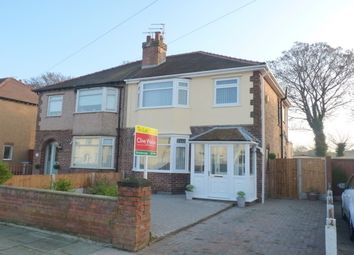 Thumbnail 3 bed property to rent in Cambridge Road, Bromborough, Wirral