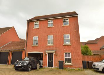Thumbnail 4 bed town house to rent in John Lawrence Walk, Colchester