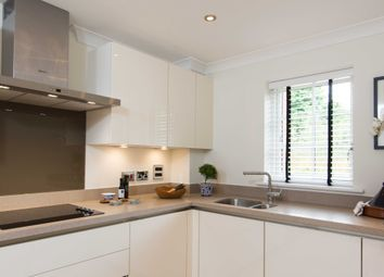 Thumbnail 2 bed flat for sale in Plot M03, Audley Stanbridge Earls, Romsey