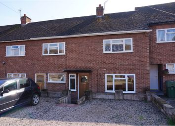 Thumbnail 3 bed terraced house for sale in Bishop Hall Crescent, Bromsgrove