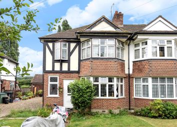 Thumbnail 1 bed maisonette for sale in Vale Crescent, London