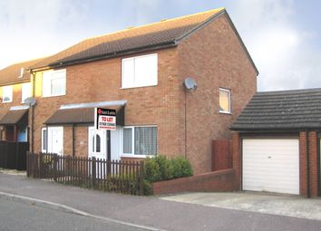 Thumbnail 2 bed semi-detached house for sale in Downland, Two Mile Ash