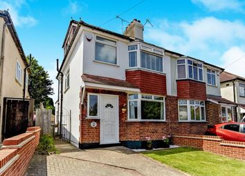 Thumbnail 4 bed semi-detached house for sale in Foxon Lane, Caterham, Surrey