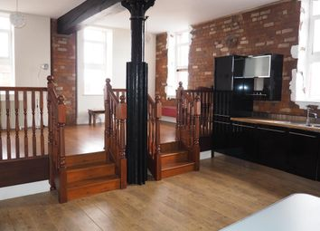 Thumbnail 1 bedroom flat to rent in Lister Court, High Street, Hull