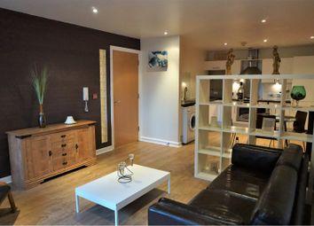 Thumbnail 2 bed flat to rent in 6 Bowman Lane, Leeds