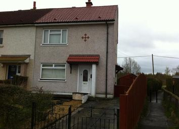 Thumbnail 2 bedroom semi-detached house to rent in Craignethan Crescent, Netherburn, Larkhall
