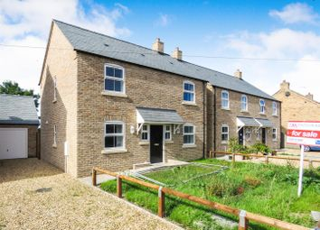Thumbnail 4 bed detached house for sale in Oilmills Road, Ramsey Mereside, Ramsey, Huntingdon