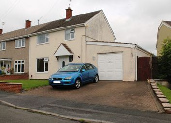 Thumbnail 3 bed semi-detached house for sale in Priory Close, Kirk Hallam