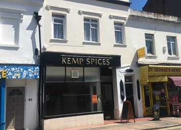 Thumbnail Restaurant/cafe for sale in 51 St. Georges Road, Brighton, East Sussex