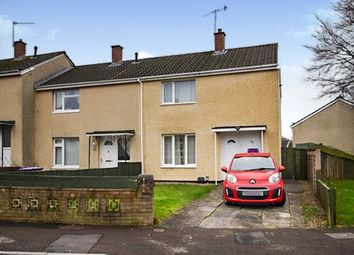 Thumbnail 2 bed end terrace house for sale in Waun Road, St Dials, Cwmbran