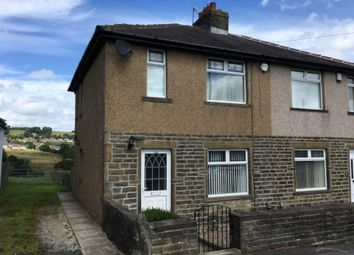 Thumbnail 3 bed semi-detached house to rent in Fell Lane, Keighley