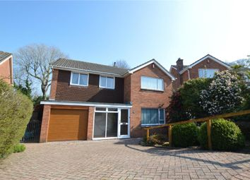 Thumbnail 4 bed detached house for sale in Roborough Avenue, Derriford, Plymouth, Devon