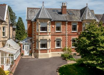 Thumbnail 4 bedroom detached house for sale in South Road, Taunton, Somerset