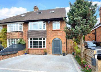 Chestnut Lane, Weybridge KT13, south east england property