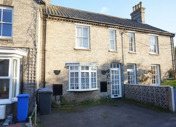 Thumbnail 2 bed terraced house for sale in Southend Road, Bungay