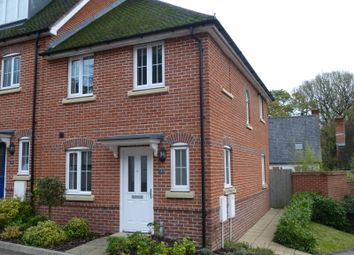Thumbnail 2 bed end terrace house to rent in St Andrews Close, Haslemere