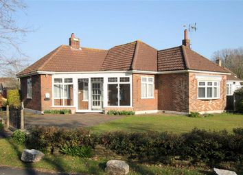Thumbnail 3 bed detached bungalow for sale in Somerford Avenue, Highcliffe, Christchurch, Dorset