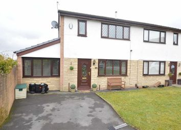 Thumbnail 3 bed semi-detached house to rent in Delph Mount, Great Harwood, Blackburn