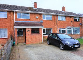 Thumbnail 3 bed terraced house for sale in Laburnum Crescent, Hythe, Southampton