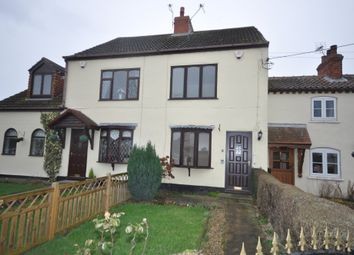 Thumbnail 2 bed terraced house to rent in Pincheon Green Lane, Sykehouse, Goole