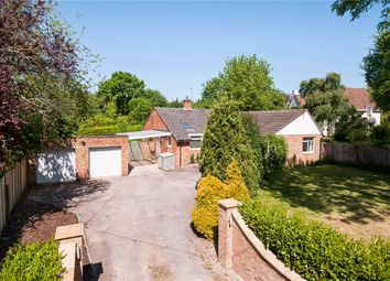 Thumbnail 3 bed detached bungalow for sale in Otterbourne Road, Compton, Winchester, Hampshire
