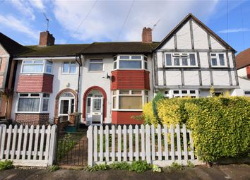Thumbnail 3 bed terraced house for sale in Bramblewood Close, Carshalton, Surrey