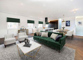 Thumbnail 3 bedroom flat for sale in Enford Street, London