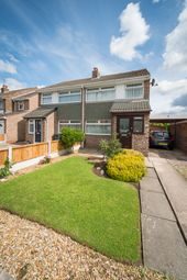 Thumbnail 3 bed semi-detached house for sale in Robins Croft, Great Sutton, Ellesmere Port
