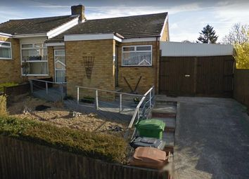 Thumbnail 3 bed bungalow to rent in Scott Road, Wellingborough, Northamptonshire.