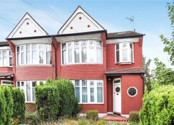 Thumbnail 4 bed end terrace house for sale in Connaught Gardens, London
