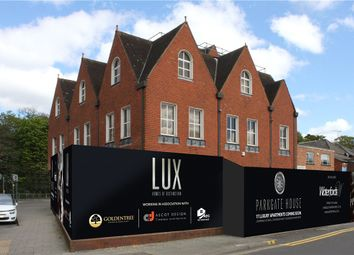Thumbnail 1 bed flat for sale in London Road, Camberley, Surrey
