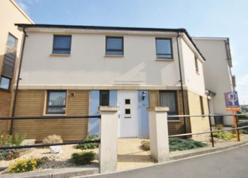 Thumbnail 3 bed link-detached house for sale in Newfoundland Way, Portishead, Bristol