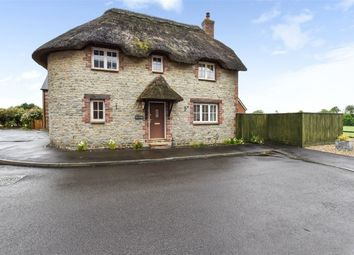 Thumbnail 4 bed detached house for sale in Blackmore Vale Close, Templecombe, Somerset