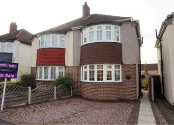 Thumbnail 3 bed semi-detached house for sale in Darley Avenue, Birmingham