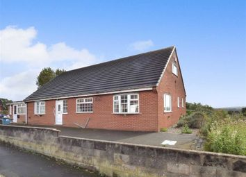 Thumbnail 3 bed detached bungalow for sale in Edgefield Road, Longton, Stoke-On-Trent